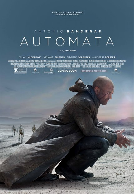 Interview: AUTOMATA Director Gabe Ibáñez Talks Banderas, Robots, And The Future